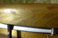 8444-3_gibson_mastertone_banjo_tb-5_armrest_side_engraving_detail